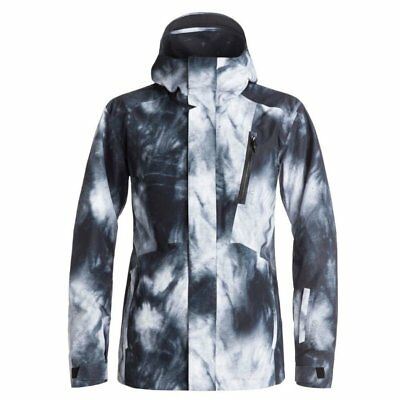 Quiksilver Forever Printer 2L Gore-Tex Jacket Jacket Snowboard Fw 2017 New S M L