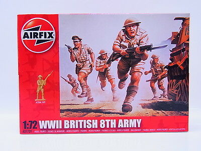 Interhobby 43613 Airfix A01709 WWII British 8th Army 1:72 Bausatz NEU OVP