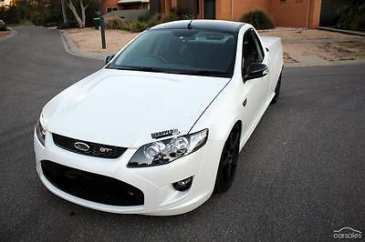 2012 Ford Performance Vehicle GS Ute Mk2 Manual