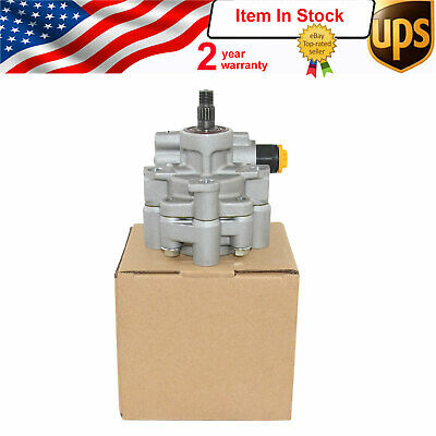 New Power Steering Pump Fit For Toyota Supra Lexus SC300 IS300 GS300 3.0L 2Jz