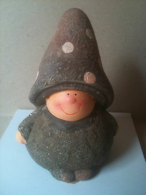 Latex Mould Mold Gnome Garden Ornament