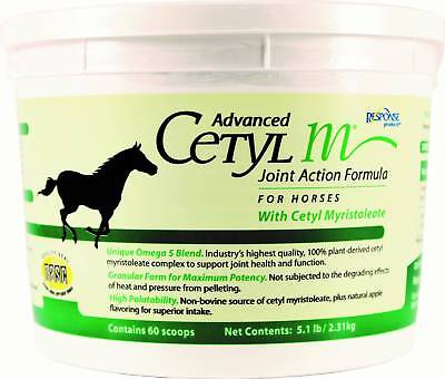 Cetyl M Advanced Joint Action for HORSES Healing and Pain Relief 5.1 Pounds