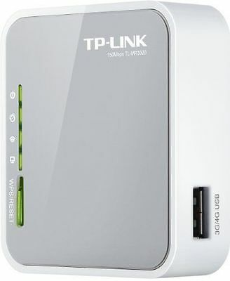 Tl-Mr3020 Tl-Mr3020 Tp-Link Tl-M3020  Portable 3G Wireless Nrouter