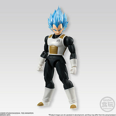 DRAGON BALL Z SHODO Vol. 2 VEGETA SSGSS FIGURE FIGURA NEW BANDAI