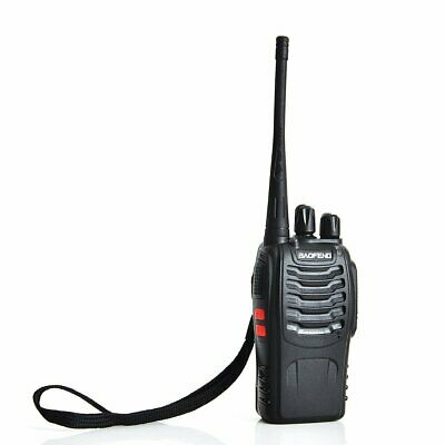 Ricetrasmittente Boafeng Radio Uhf 400-470 Mhz Walkie Talkie Two-Way 16 Canali