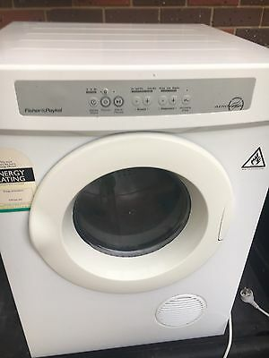 Fisher And Paykel Dryer