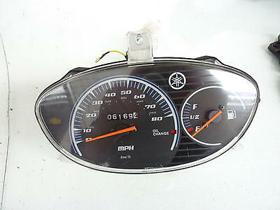 Yamaha Vity 125 ( 2008 ~ 2014 ) Speedo Clocks Speedometer