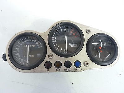 Kawasaki Zx9R Zx9 R B Model 1994 - 1998 Clocks Speedometer Speedo