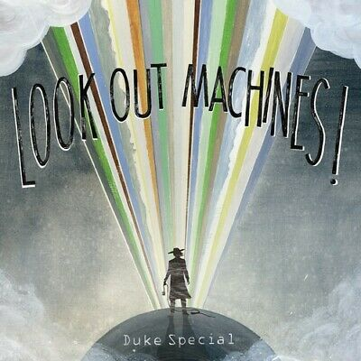 Look Out Machines - Duke Special 5060091556911 (CD Used Very Good)