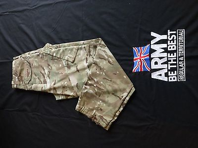Genuine Issue British Army PCS MTP Combat Trousers