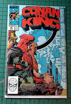 Conan The King #49 Marvel Comics Copper Age  CB851