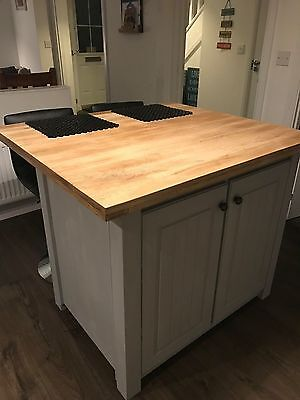 cottage kitchen island unit 120 x 90 (made to order)