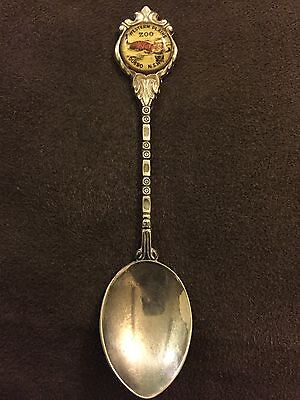 Western Plains Zoo Dubbo NSW Souvenir Collectable Spoon