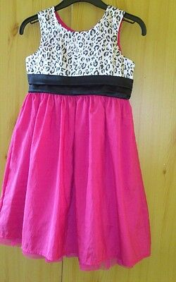 Girls party dress, size 2-3 years