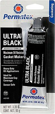 Permatex 82180 Permatex Ultra Black Maximum Oil Resistance Rtv Si