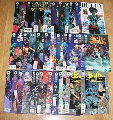 Buffy The Vampire Slayer - Issues 1-33 - Dc Comics