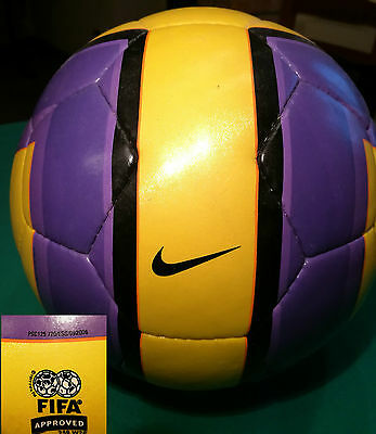 pallone calcio  official nike total 90 aerow II 2005/2006 fifa approved