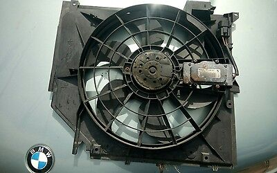 BMW e46 320 electric cooling fan