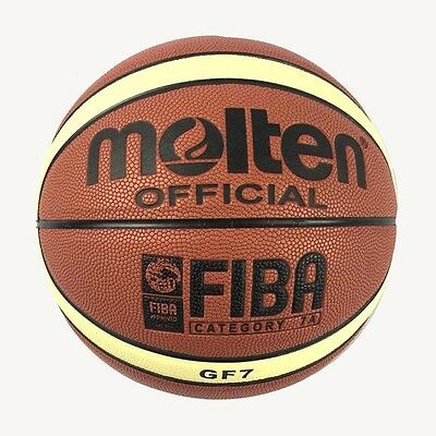 Outdoot Basketball Molten Training Ball Size GF7