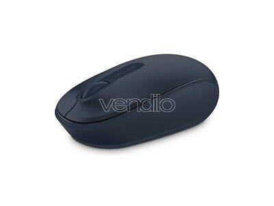 Ms Wireless Mobile Mouse 1850 Blue E Tastiere