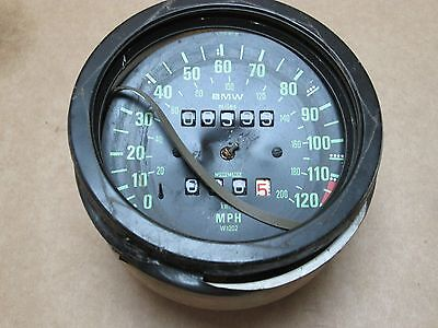 BMW R80GS paralever 1990 speedometer ## FOR SPARES ONLY ## (2172)