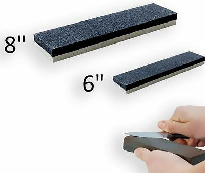 Knife Sharpener Sharpening Stone Whetstone Kitchen Professional Dual Side