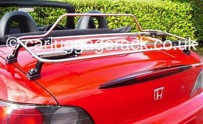Honda S2000 Luggage Rack Stainless Steel