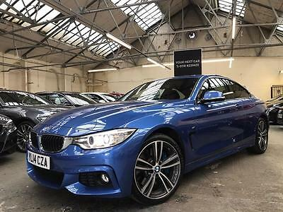 2014 BMW 4 Series 3.0 430d M Sport xDrive 2dr