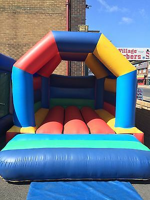 11 x 15 Ex Commercial Bouncy Castle + Blower and Pegs