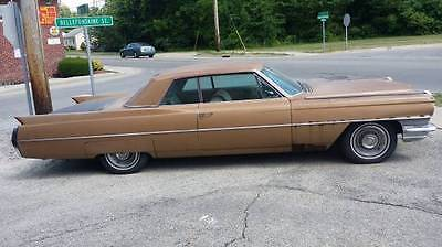 1964 Cadillac DeVille 62 series 1964 Cadillac Coupe Deville 62 Series 429