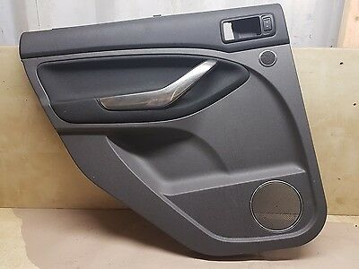Ford Focus C-Max Titanium 2007-2010 Door Panel/card - Passenger Side Rear