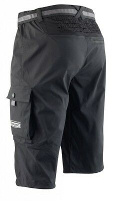 X-Bionic Trilith Pants Short Summer Men Black