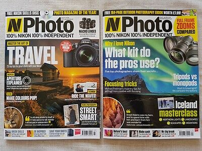 N Photo Magazine : Issues 34 to 57