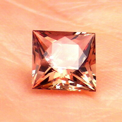 PINK-GREENISH SCHILLER OREGON SUNSTONE 1.07CtFLAWLESS-SMALL RING SIZE-FOR JEWELR