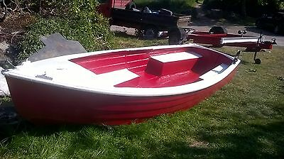 boat/fishing/dinghy/tender/NO OUTBOARD OR TRAILER