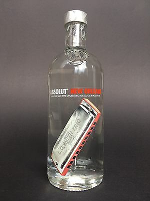 Absolut vodka New Orleans USA Full & sealed bottle Flasche