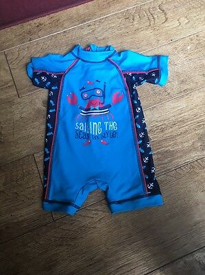 Baby Boys 6-9 Months Swimming Suit