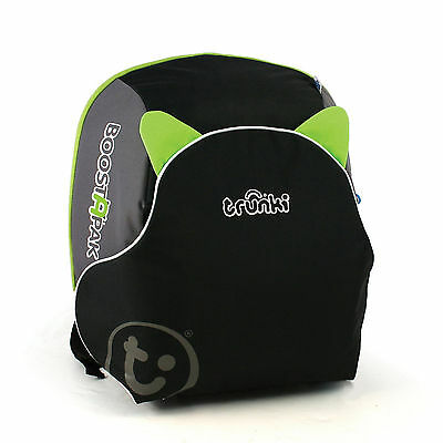 Child Booster Car Seat Travel Backpack Spacious Hand Luggage Approved Rucksack