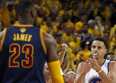 NBA Finals 2017 - Cleveland Cavaliers vs Golden State Warriors photograph 1
