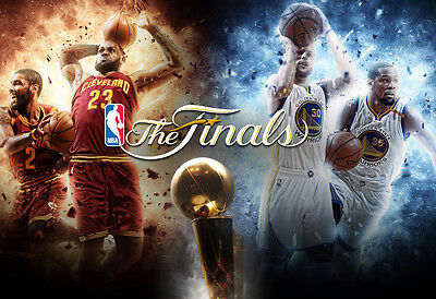 NBA Finals 2017 - Cleveland Cavaliers vs Golden State Warriors photograph 6