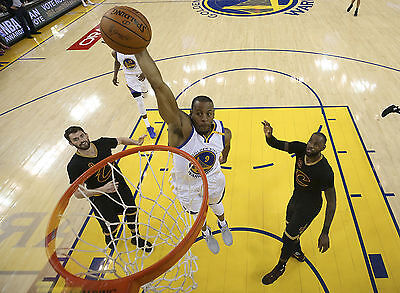NBA Finals 2017 - Cleveland Cavaliers vs Golden State Warriors photograph 8