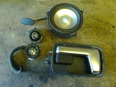 Land Rover Discovery 3. Driver side Door Card parts
