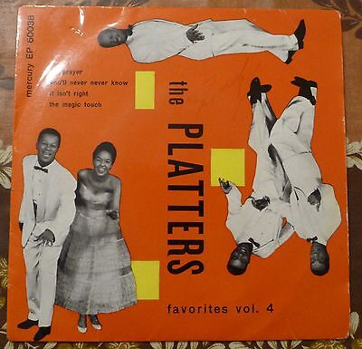 "# Platters FAVORITES Vol. 4  Italy EP 4 Brani 7""-C00677"
