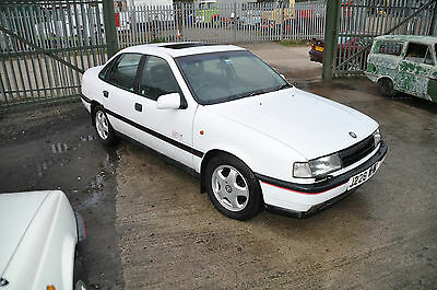 Vauxhall Mk3 Cavalier Sri Saloon Car Cheap Project Classic Daily Driver