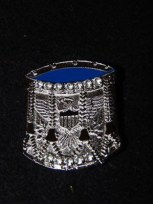 D A R  Ann D. Fleck We The People Presidents General  Pin/Pendant - RARE