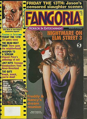 FANGORIA issue #62 (1987)