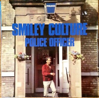 Smiley Culture, Police Officer 12 inch single