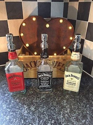 Jack Daniels Old No7 Soap Dispenser. Perfect Gift Or Man cave!
