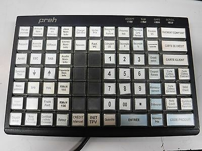 Presh Commander MCI 84 Keyboard