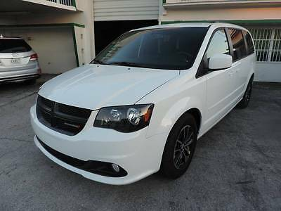 2017 Dodge Grand Caravan GT 2017 Dodge Grand Caravan GT 5k miles only, 7 Passengers, leather, camera, etc